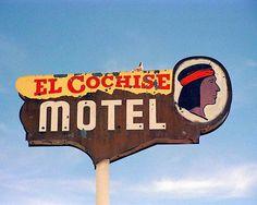 El Cochise Motel • Benson, Arizona