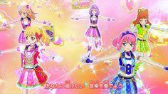 Aikatsu Stars! OP5 w/Koharu