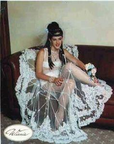 Worst Wedding Dresses Ever Clothing Ugly Pinterest