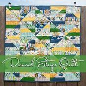 Diamond Stripe Quilt
