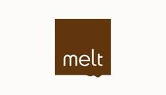 GRAPHIC DESIGN – LOGO – melt chocolate logo design.