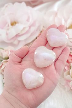 £8 • Rose quartz is the stone of pure love and compassion, nurturing and growing love in all forms. Rose quartz acts like a magical bubble bath for the emotions, helps open the heart, strengthen romantic love, family bonds and universal peace. Rose Quartz Heart, Bubble Bath, Dainty Jewelry, Compassion, Bubbles, Romantic, Peace, Pure Products, Crystals
