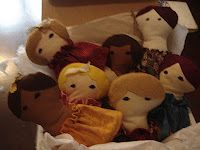 Sew to Serve courageous women in domestic abuse shelters with The Comfort Doll Project