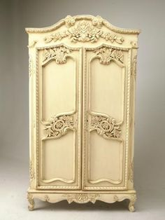 French Armoire 2 Door.