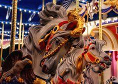 Magic Kingdom -- Cinderella's Golden Carousel
