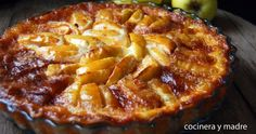 Tartas de manzana caseras