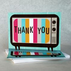 Image result for thank you TV