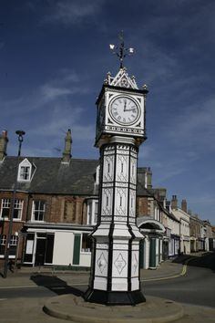 Tick Tock Clock, Old Clocks, Vintage Clocks, Unusual Clocks, Unique Buildings, Time Clock, Grandfather Clock, Kitsch, Around The Worlds