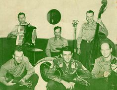 Adolph Hofner & the Bexar County Boys, San Antonio, Tx. Country Singers, Country Music, Nashville Star, Hillbilly, San Antonio, Rockabilly, Westerns, Musicals, The Past