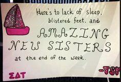 Recruitment inspiration! @Abby Diebolt