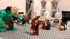 LEGO AVENGERS VIVES