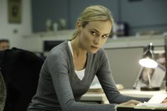 Sonya (Diane Kruger), The Bridge
