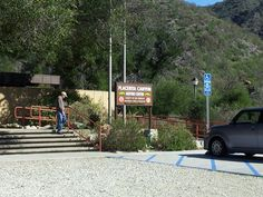 Placerita Canyon Nature Center in Newhall, CA.  Great hiking trails