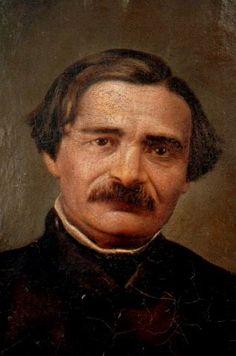 Ion Heliade Rădulescu or Ion Heliade (also known as Eliad or Eliade Rădulescu; Abraham Lincoln, Roman, Artist, Artists