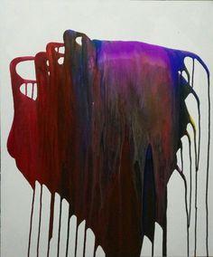 Lukisan abstract