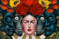 skullinvaders: Pintura - Gustavo Rimada | El Ciclo