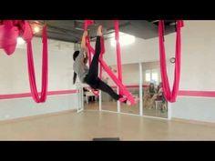 Yoga Fly โยคะฟลาย Star Pilates Bangkok studio - YouTube
