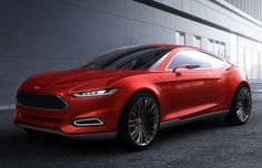 Ford Evos Concept Pictures