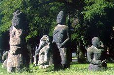 "Striking Ancient ""Stone Idols"": The Forgotten Polovtsian Statues Of Eastern Europe"