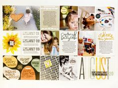 Ali Edwards Design Inc. | Blog: AE Creative Team | October 2020 Ali Edwards, Pocket Scrapbooking, Sister Love, Krystal, Project Life, Creative Inspiration, Storytelling, Physics, October