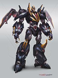 Transformers - Switchblade, Tom Stockwell on ArtStation at https://www.artstation.com/artwork/transformers-switchblade