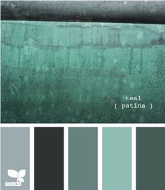 sea colors - love!