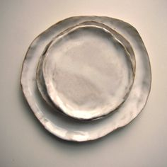 3 plates, wonky pottery (etsy), £15.