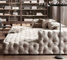 Restoration Hardware Sleeper Sofa