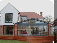 Art Deco House Plans Window 23 New Ideas Extension Designs, Extension Ideas, Simple Art Designs, House Extensions, Kitchen Extensions, Rear Extension, Backyard Patio Designs, Art Deco Home, Exterior Makeover
