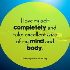 Daily Affirmations 1 February 2017
