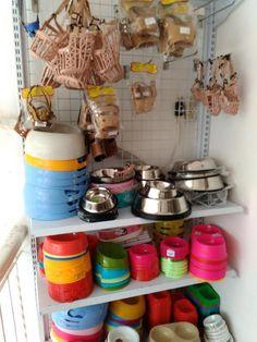 Dụng cụ ăn uống, vệ sinh, gọ mõm chó mèo