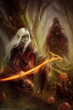 Dark Woods 2 by HELMUTTT on deviantART