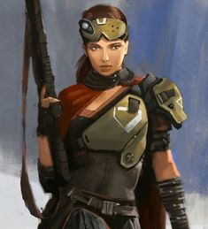 Destiny----Human Female