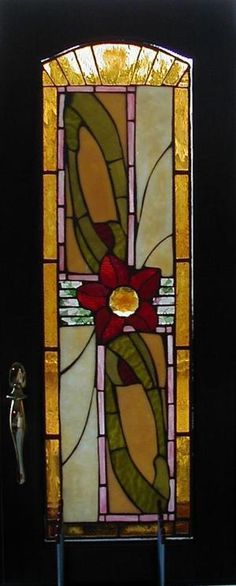 Stained Glass by reva