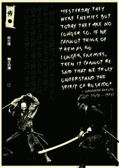 Japan, samurai, brushscript