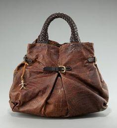 henry-beguelin-alligator-embossed-pleated-tote Designer Brands List a431291980388