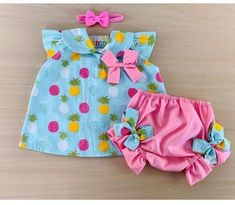 Cute Baby Dresses, Baby Girl Party Dresses, Kids Outfits Girls, Cute Outfits For Kids, Little Girl Dresses, Baby Dress Design, Baby Girl Dress Patterns, Baby Clothes Patterns, Baby Kids Clothes