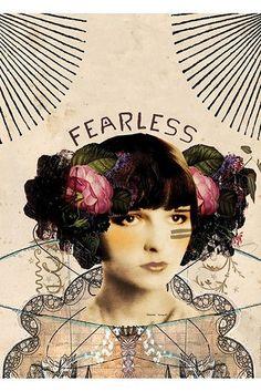 Fearless Card