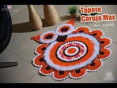 Bico de crochê de duas cores – Parte 1 | Cantinho do Video