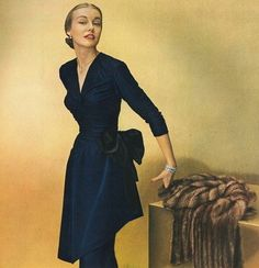 January Harper's Bazaar 1950