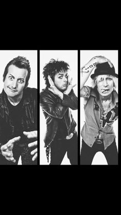 Tre+Billie+Mike=AWESOMENESS