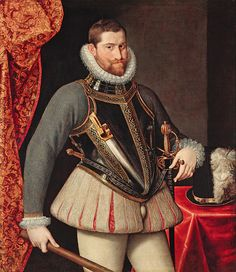 Portrait of Rudolf II, Holy Roman Emperor (circa Martino Rota. Austria, Don John, Digital History, Renaissance Portraits, Empire Romain, High Renaissance, Renaissance Fashion, Old Portraits, Holy Roman Empire