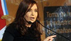 """Cristina: """"Cuando acuerdan trabajadores, empresarios y Estado, es imposible fracasar"""""""