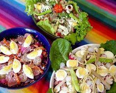 El Fiambrees un plato tradicional de Guatemalaque se come el 1 de Noviembre, día en el que se celebra el Día de Todos los Santos. Su origen se remonta a la época colonial, sus ingredientes y text…