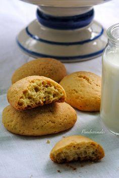 Pane, burro e alici: I biscotti per il latte, come si facevano una volta....