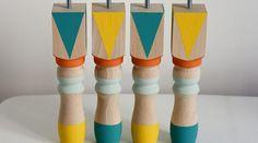 DIY : Repeindre ses meubles Ikea - par LesPetitsBonheursdeKenji