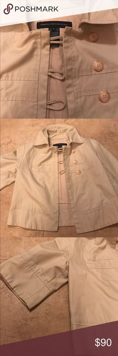 French connection spring jacket. Fashionable jacket for changing seasons like fall and spring French Connection Jackets & Coats Utility Jackets