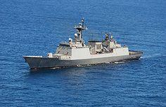 3 - Chungmugong Yi Sun-sin destroyer