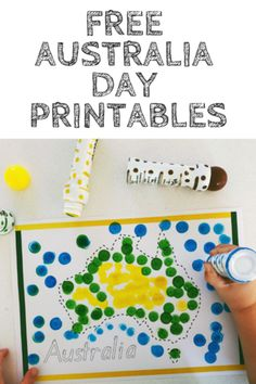 Australia For Kids, Australia Crafts, Cairns Australia, Early Learning Activities, Creative Activities, Toddler Crafts, Preschool Activities, Preschool Lessons, Crafts To Do