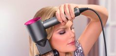 after five years of development, dyson designs silent supersonic hair dryer Dyson Supersonic Hairdryer, Coily Hair, Beauty Awards, New Gadgets, Stylish Hair, Hair Care Tips, Protective Hairstyles, Dry Hair, Textured Hair